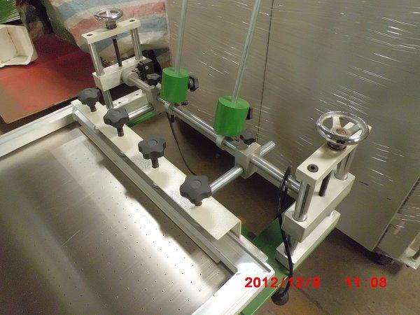 Vacuum Table Manual Screen Printer 6