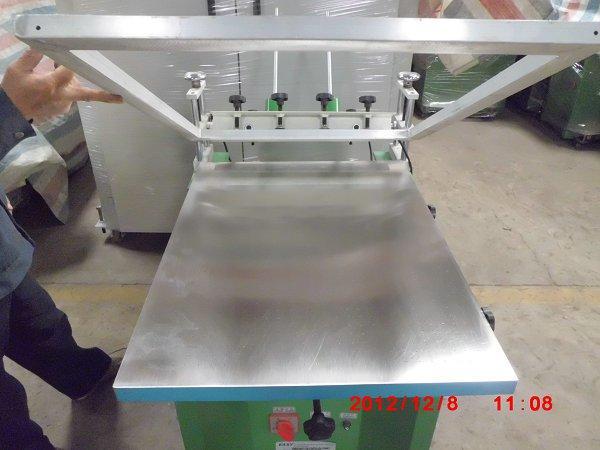 Vacuum Table Manual Screen Printer 7
