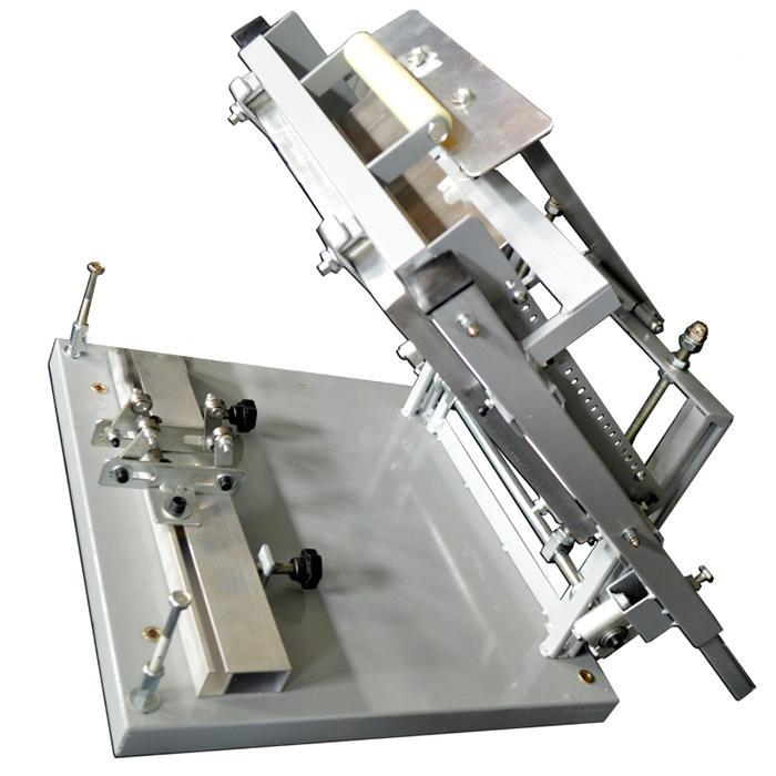 Manual Curved Screen Printer 2
