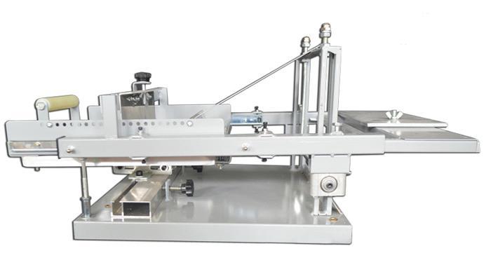 Manual Curved Screen Printer 5