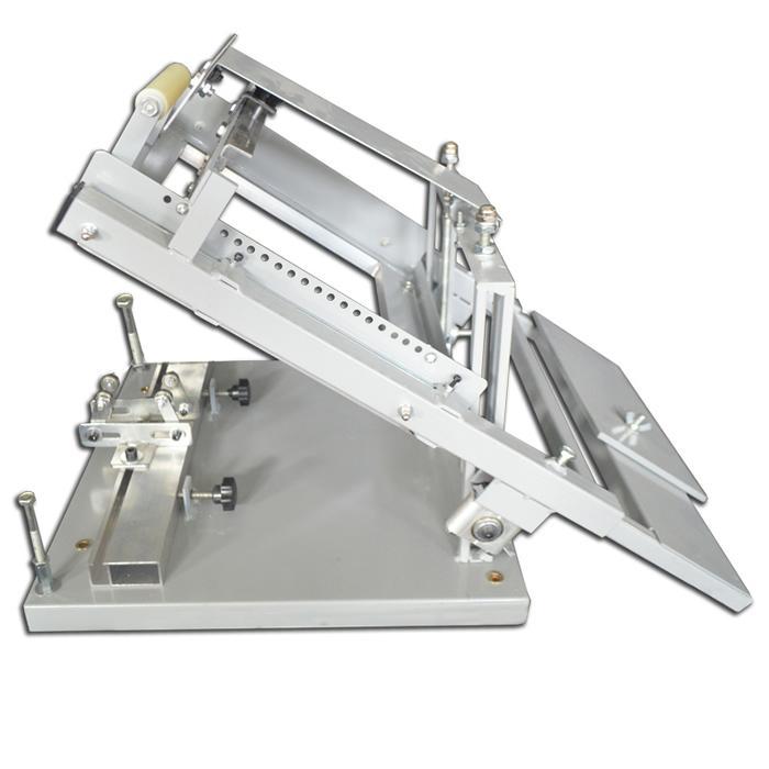 Manual Curved Screen Printer 7