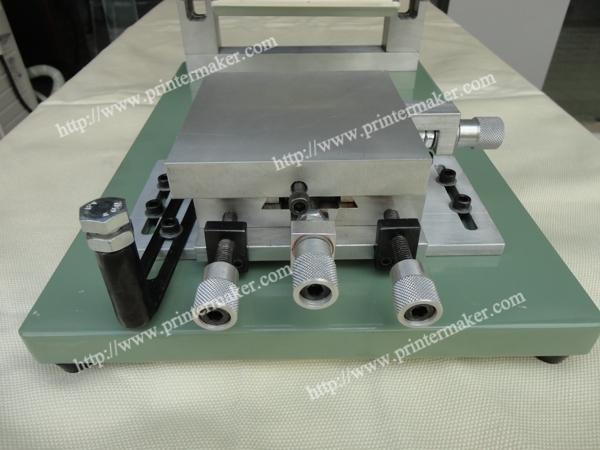 Precision Manual Screen Printer 3