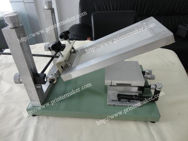 Precision Manual Screen Printer 4