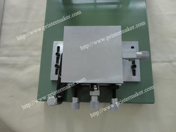 Precision Manual Screen Printer 6