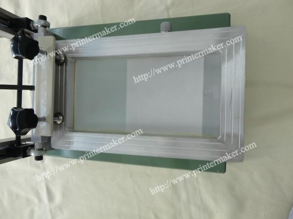 Precision Manual Screen Printer 8