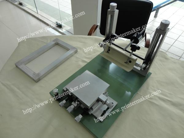 Precision Manual Screen Printer 9