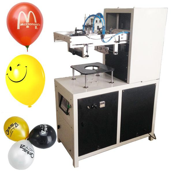 Balloon Screen Printing Machine 1
