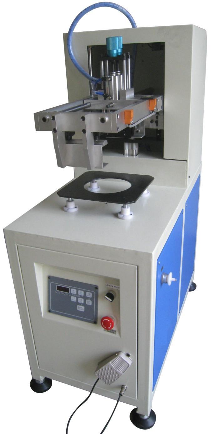 Pneuamtic Single Color Balloon Screen Printing Machine 1