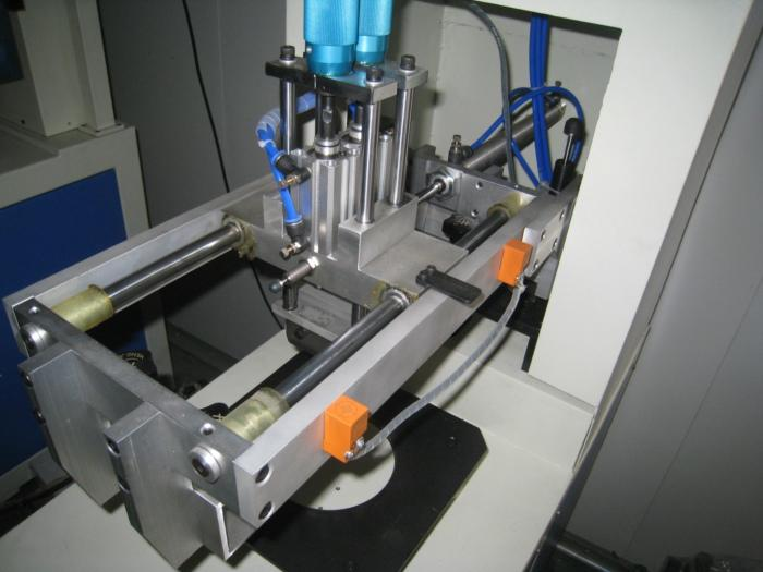 Pneuamtic Single Color Balloon Screen Printing Machine 2