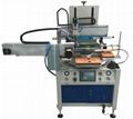 Semi Auto Screen Printing Machine with