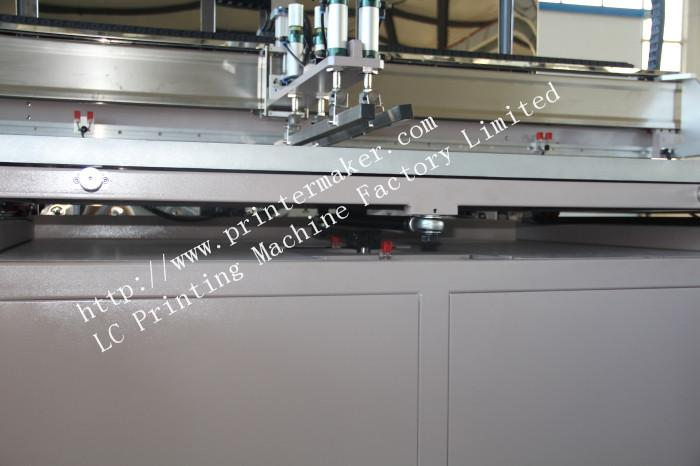 Large Format Glass Screen Printing Machine with Shuttle WorkTable 2