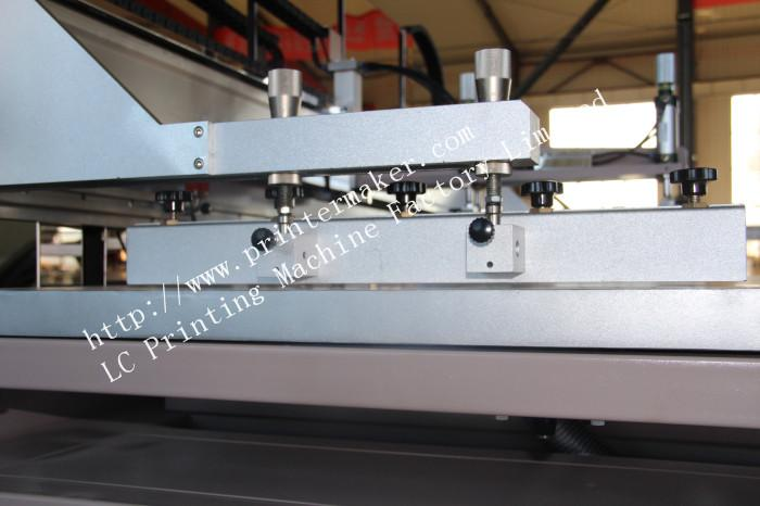 Large Format Glass Screen Printing Machine with Shuttle WorkTable 10
