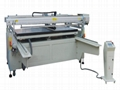 Four Column Big Area Screen Printing Machine with Sliding Table 1