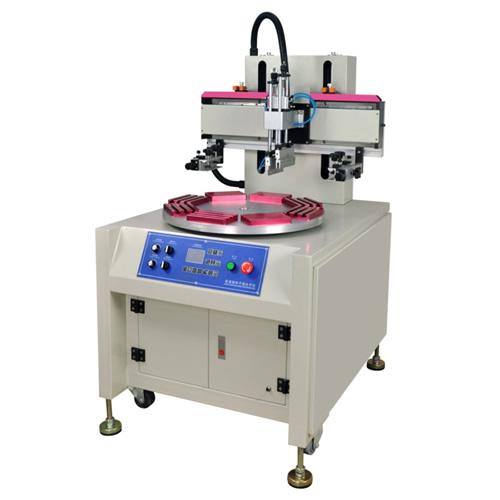 High Speed Flat Screen Printing Machine With 8 Workstations 1