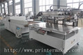 Flat Bed Screen Printing Machine with Auto Unload System and IR Tunnel 2