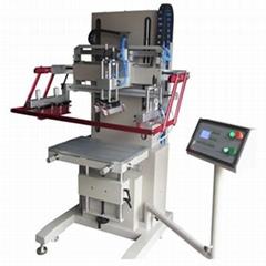Flat Screen Printing Machine on Bags