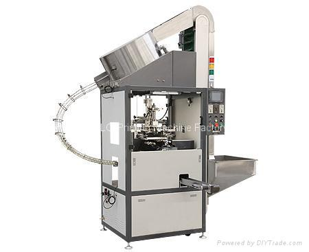 Automatic Bottle-Cap Screen Printer(Automatic Screen Printer) 1