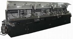 3 colours automatic screen printer