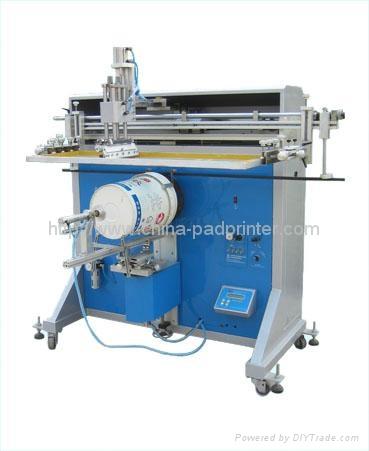Pneumatic Cylindrical Screen Printer(650) 1