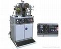 Hot stamping machine for irregular shape