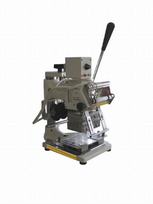Manual Hot Stamping Machine(Hot Foil Stamping Machine) 1