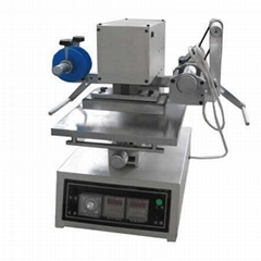 Motor-controlling Flat Hot stamping machine