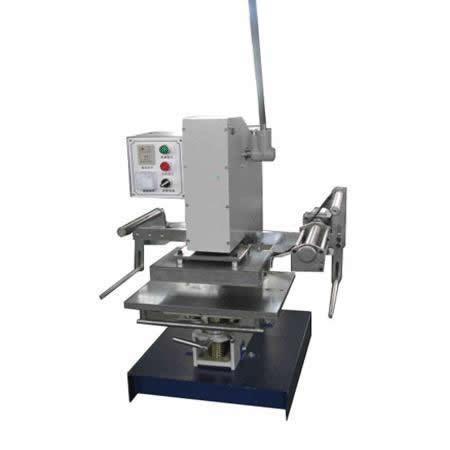 Manual operating Large -Press Hot stamping machine 1