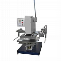 Manual operating Large -Press Hot stamping machine