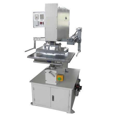 Flat Hot Stamping Machine 1