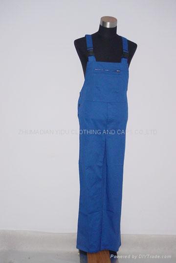 背带裤 1