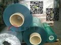 高透明PET膜雙面帶保護印刷膜 4