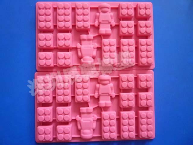 食品級硅膠冰格  3