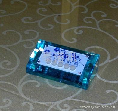 泰诺讯无线呼叫器TN水晶之恋呼叫分机 1