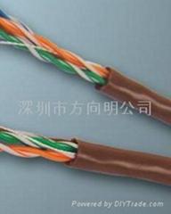 TCL超五类网络线缆