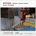 上海藤格(廚房和清潔用品用)自動膠針釘標機 1