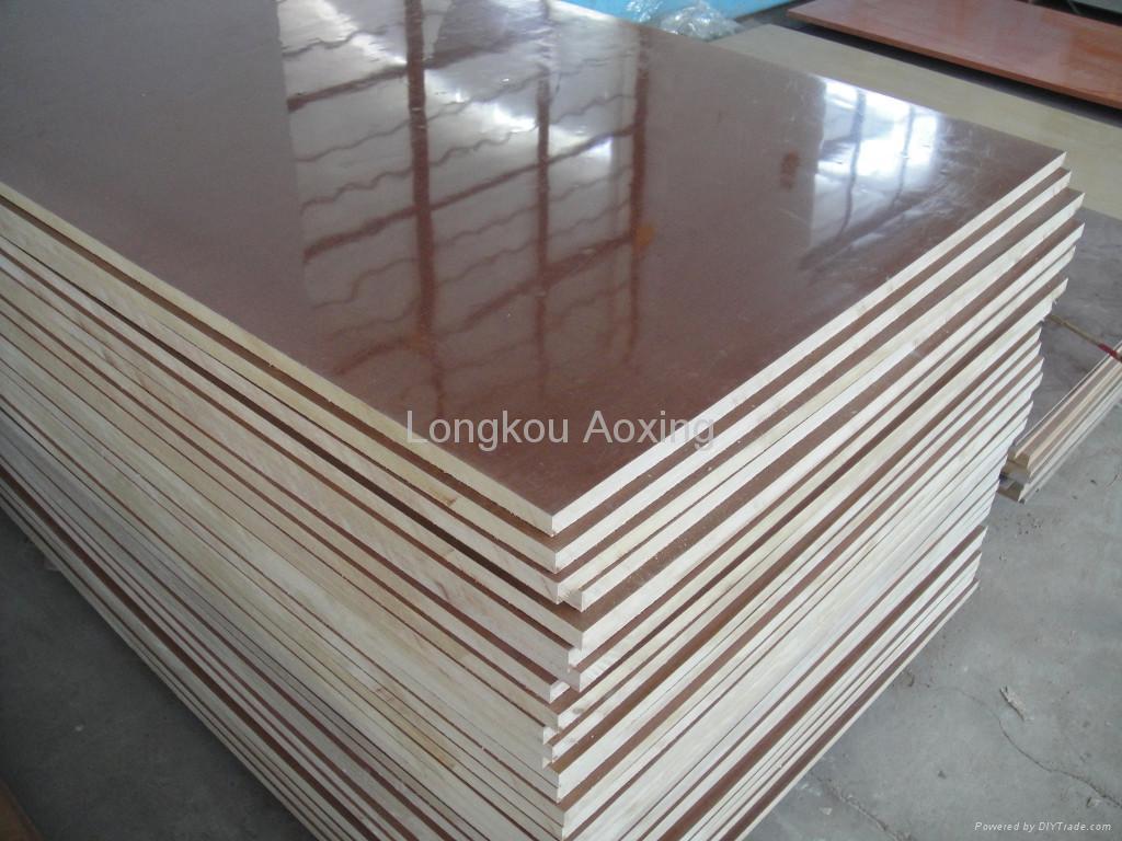 Phenolic Cotton Cloth Laminated Sheet 4
