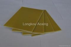 Epoxy Glass Fabric Laminated Sheet