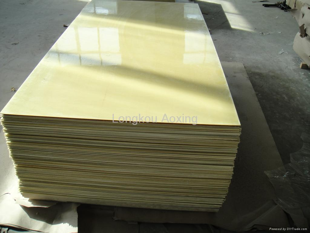 Epoxy Glass Fabric Laminated Sheet 2