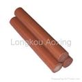 Phenolic Cotton Laminated Rod