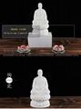陶瓷六祖惠能大師 5