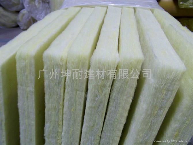 high quality glass wool board,heat insulation board 5