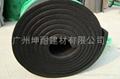 橡塑海綿 石家莊保溫隔熱橡塑棉管道隔熱保溫環保材料 2