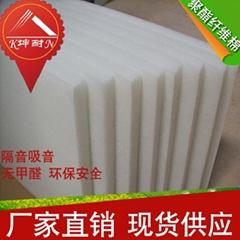 20KG/50MM环保型吸音绵 坤耐白棉 广州市降噪棉