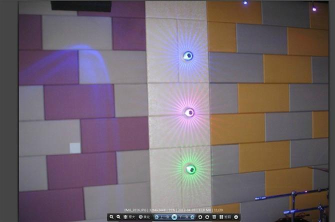 办公室前台背景板 顺德布艺装饰板 前台墙背吸音板 3