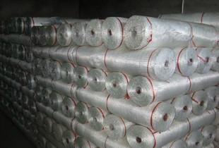 广州玻纤布 A级防火不燃布白色网格布 1