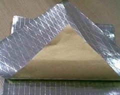 FSK铝箔贴面 FSK夹筋铝箔贴面 2元/平方米