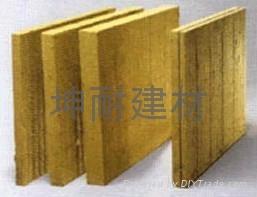 设备隔音棉板 坤耐岩棉板 100KG/50MM高密度岩棉板 2