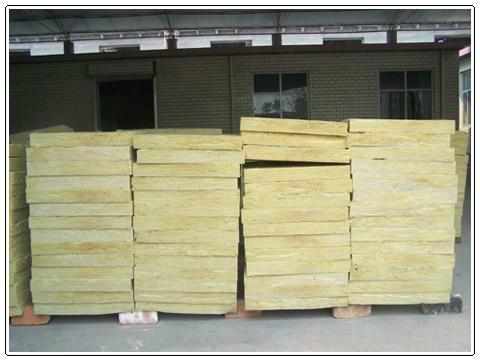 东莞防火岩棉板 保温岩棉板 隔热岩棉板 耐高温保温材料 1