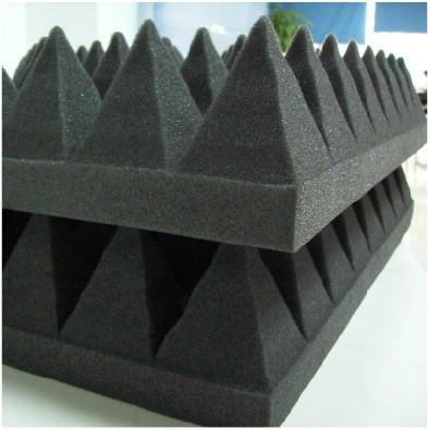 100MM金字塔绵 坤耐特制10公分金字塔型吸音棉 坤耐正品 1