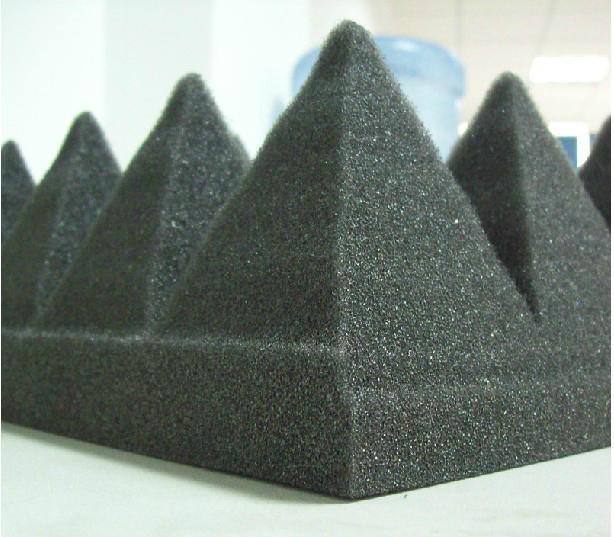 100MM金字塔绵 坤耐特制10公分金字塔型吸音棉 坤耐正品 3
